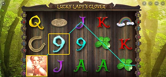Lucky Lady's Clover slot from BGaming.