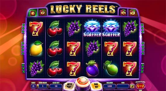 Lucky Reels slot from Wazdan