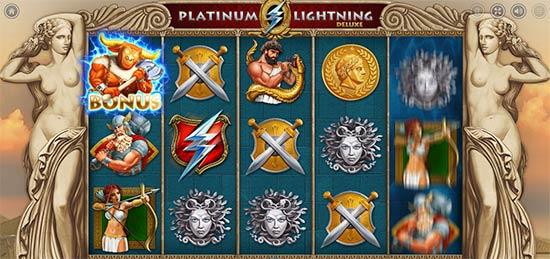 Platinum Lightning Deluxe from BGaming.
