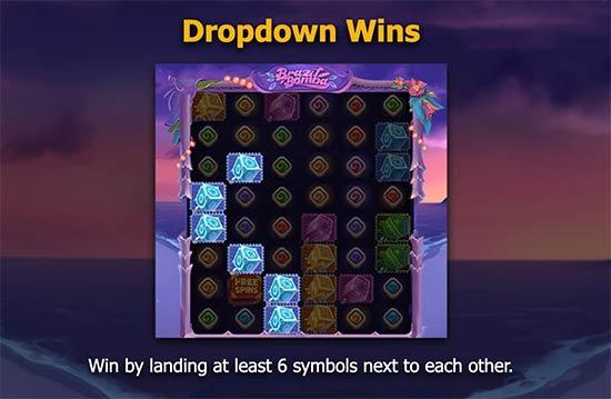 Brazil Bomba slot game by Yggdrasil.