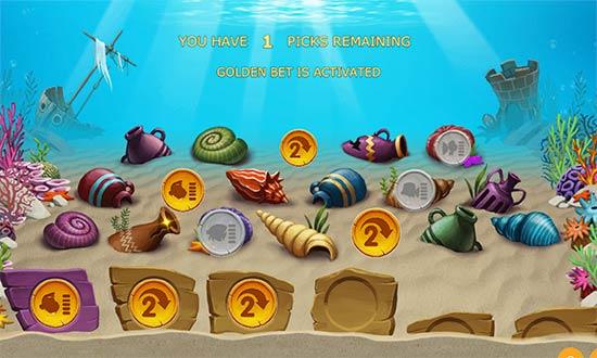 Golden Fish Tank slot by Yggdrasil.