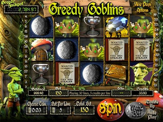 Greedy Goblins slot Betsoft.
