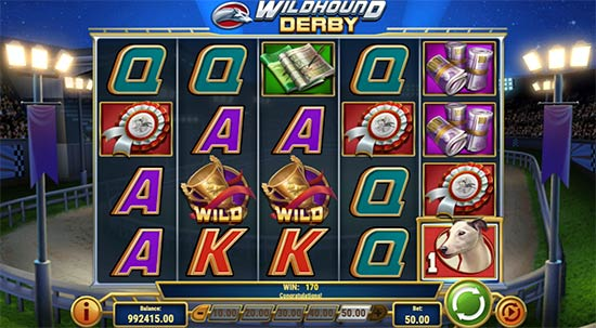 Wildhound Derby slot from Play'n GO.