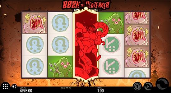 Bork the Berzerker slot by Thunderkick.