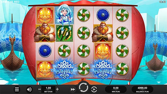 Erik the Red slot by Relax Gaming.