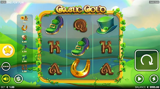 Gaelic Gold slot by No Limit City.