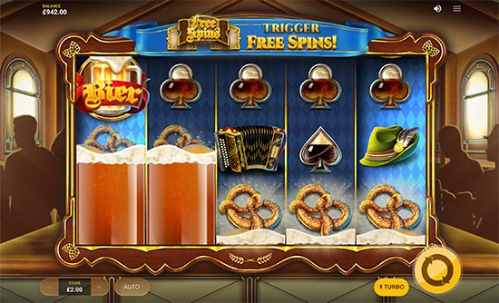 Lucky Oktoberfest slot by Red Tiger Gaming.