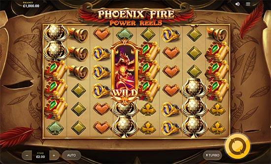 Phoenix Fire slot by Red Tiger Gaming.