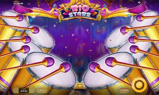 Rio Stars slot by Red Tiger Gaming.