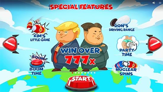 Rocket Men slot by Red Tiger Gaming.