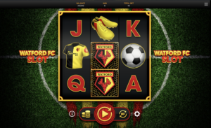 Watford FC slot is available at Sportsbet.io