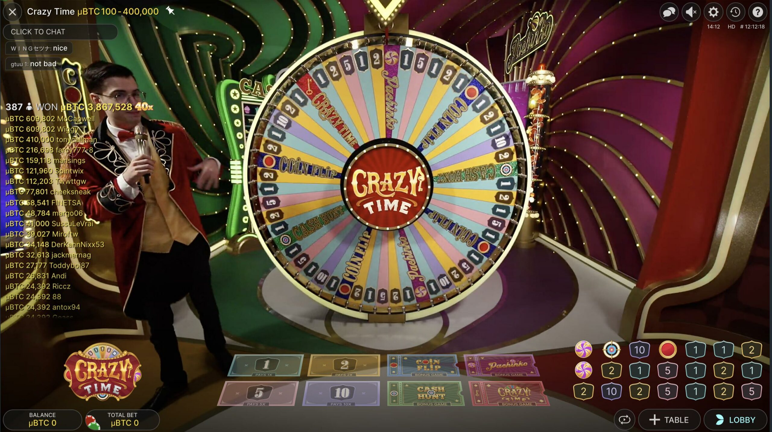 Crazy Time Is The Craziest Live Casino Game Ever