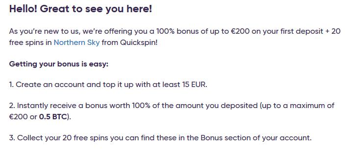 bao casino first bonus