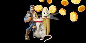 CasinoFair is giving away 1,500 FUN as part of is new welcome bonus!