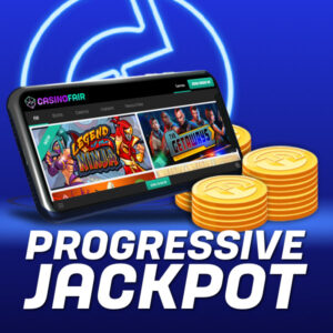 CasinoFair is launching a weekly jackpot worth 20,000FUN
