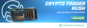 CasinoFair is dishing out the FUN with its latest game - Crypto Trader Rush!