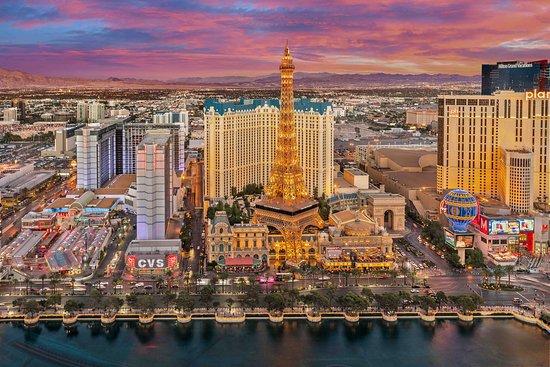Las Vegas is going quiet for 3 weeks