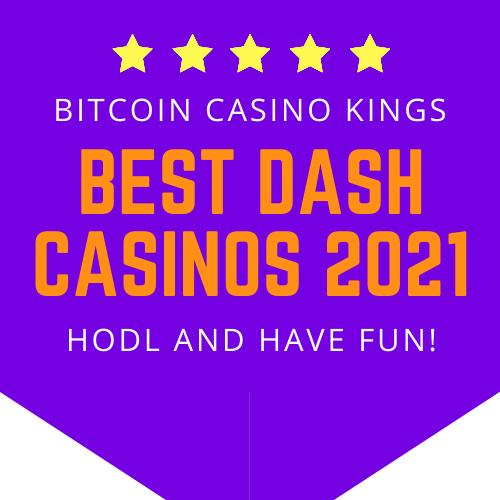 best dash casinos 2021