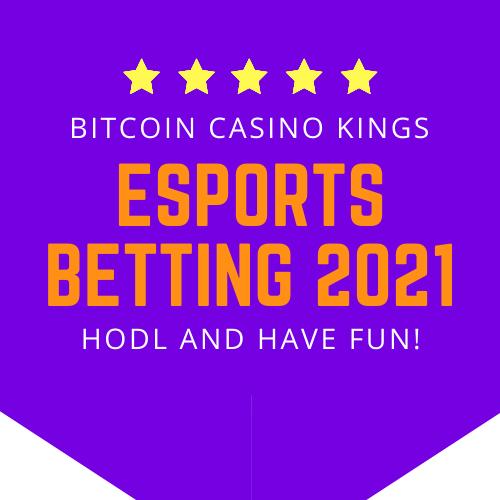 esports betting 2021