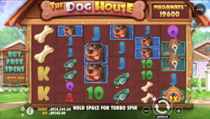The Dog House Megaways certainly spices up the action!