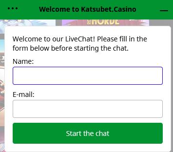 katsubet live chat