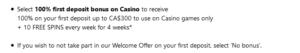 Betmaster regular deposit bonus