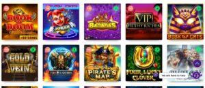 Rocket Casino Games