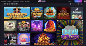 BEEM Casino games of the month