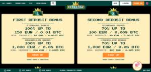 BitKingz deposit bonus