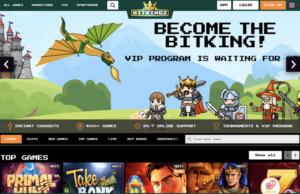 Bitkingz Lobby