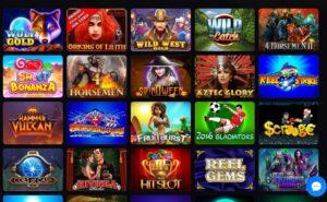 Casinomia slots