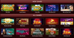 Coinbet24 new games