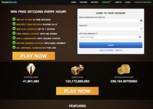 FreeBitcoin lobby