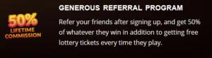 Freebitcoin referral program