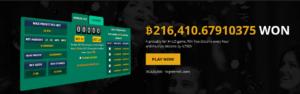Freebitcoin won money