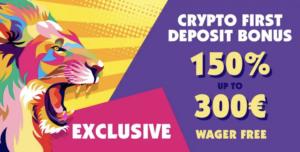 Haz casino crypto bonus info