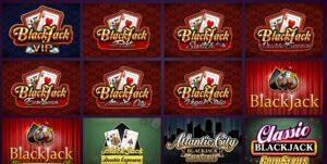 Malina casino table games
