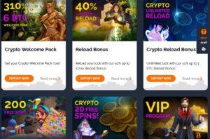 Montecryptos regulas promotions
