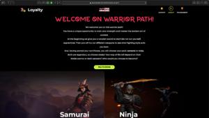 Spin Samurai Loyalty