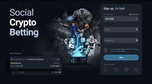 Thunderpick social crypto betting