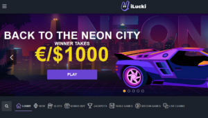 iLucki promotion