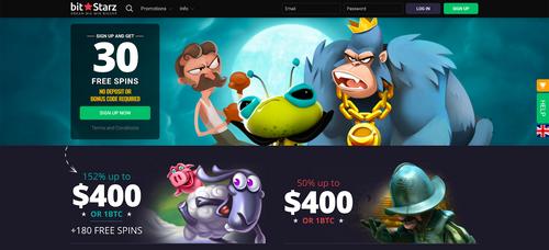 BitStarz exclusive free spins bonus