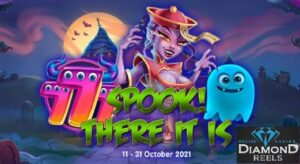 Spook! There it is banner
